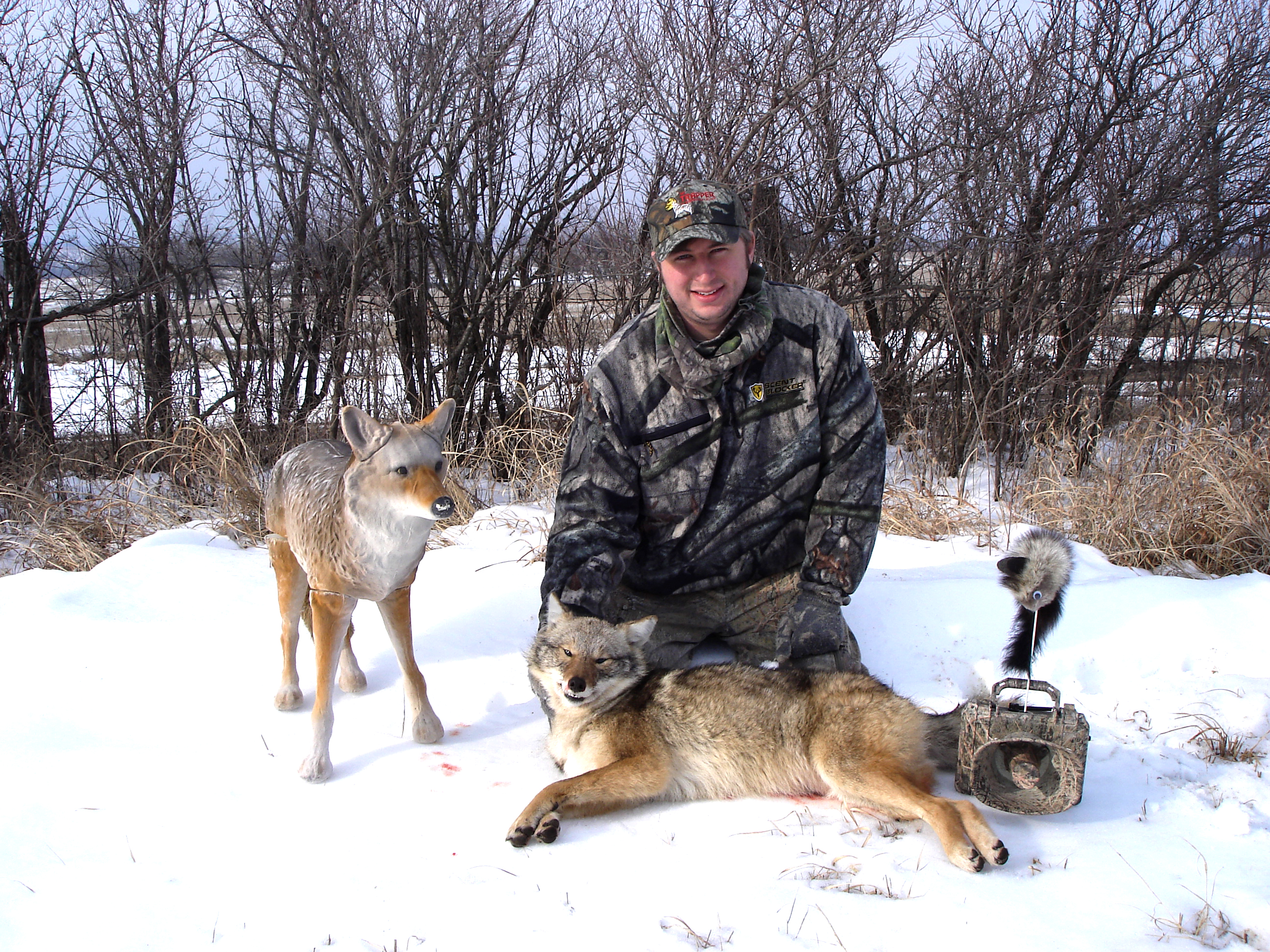 f1a40ba458385 But the hunt is just the start for our lucky winner. We're also giving him  or her a Rock River Arms Predator Assault Rifle, a Nikon Coyote Special  3-9×40 ...
